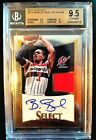 2012-13 SELECT BRADLEY BEAL RC.PATCH AUTO #22 149 RPA ROOKIE BGS 9.5 10 GEM MINT