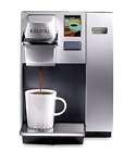 Coffee Maker Keurig  K155 Office Pro Single Cup Commercial K Cup Pod  Silver