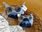 Primitive Handcrafted Kitty bowl filler's/tuck's/ornie's