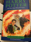 Signed First Edition Harry Potter  The Half Blood Prince JK RowlingNever read