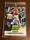 2012 PANINI 1 OF 1 ANDY DALTON AUTOGRAPH THE NATIONAL Fathers Day # 1 ON CARD
