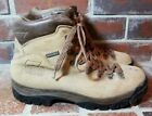 Zamberlan Italy Gore Tex Brown Cowhide Leather Hiking Boots Mens Size 95
