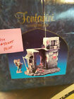 MIB Fontanini Heirloom Nativity Village 50255 Market Place Lighted Building