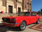 1965 Ford Mustang Standard 1965 mustang coupe 6 cyl 3 speed automatic daily driver