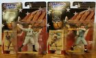 lot 2 Starting Lineup Honus Wagner, Cy Young All Century Team  Baseball 2000