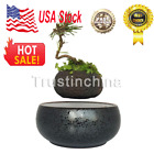 Magnetic Levitating Potted Plant Floating Air Bonsai Tree Pot Garden Gifts US