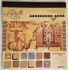 Graphic 45 Playtimes Past Collection 12x12 Scrapbook Paper Pad 2011