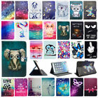 For Amazon Kindle Fire 7 8 10 inch Tablet  2017 Printed Leather Case Cover YG