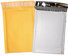 Kraft Or Tuff Bubble Mailers Choose Size Quantity 1- 3000 Available 0 4x7 Cd