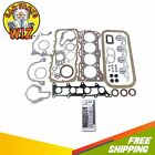 Full Gasket Set Fits 89 95 Geo Suzuki Sidekick Tracker 16L L4 SOHC 8v