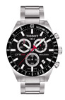 Tissot PRS 516 Men's  Black Chronograph Dial Watch T0444172105100 T044.417.21.05