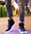 NewBrand LED Light Lace Up Luminous Shoes Sportswear Sneaker Casual Shoes Unisex