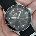 Blancpain Fifty Fathoms Bathyscaphe Automatic Grey 5000-1110-NABA
