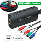 3G SDI To HDMI 1080P Video Audio Converter Adapter Coaxial Cables For DVD HDTV