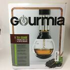 Gourmia GTC8000 Electric Square Tea Maker Loose Leaf Infuser Brewer With iTEA BW