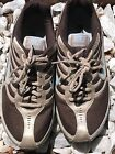 Womens Nike Relax Run3 Size 9 Brown Silver and Light Blue