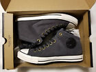 Converse Chuck Taylor All Star High Street Shoes 85 Almost Black New In Box