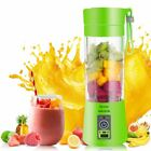Portable USB Electric Fruit Citrus Juicer Bottle Handheld Milkshake Smoothie Mak