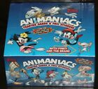 1995 TOPPS ANIMANIACS 36 CT HOBBY BOX VINYL MINI-CEL CHASE CARDS SEALED RARE