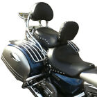 Hard Saddlebags Top Rails for Kawasaki Vulcan 1500/1600/1700 Nomad Saddlebags