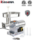 Grinder Meat Grinder Set Commercial Electric Stainless Steel Heavy Duty Machine