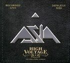 FACTORY SEALED Asia - At High Voltage 2010 (2 Disc) CD