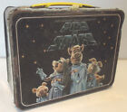 Vintage Pigs In Space Muppets Jim Henson Metal Lunch Box 1977