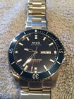 MIDO OCEAN STAR AUTOMATIC STEEL WATCH - REDUCED!