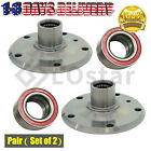 Pair2 New Rear Wheel Hub  Bearing Assembly Fits 96 05 BMW 318 323 325