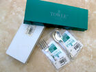 •SALE•  NEW TOWLE OLD MASTER STERLING SILVER 2 PIECE BABY SET   FORK and SPOON