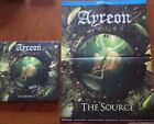 Ayreon ‎– The Source  Artbook 4 CD+DVD by signed by Arjen +poster A2!!!