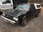1981 Volkswagen Rabbit 1981 volkswagen diesel caddy pickup