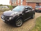 LARGER PHOTOS: Nissan Juke 1.6 N-TEC 2014 - Sat Nav - Rear Camera 37800 miles, Full Nissan SH