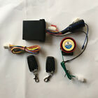 HOT Motorcycle Scooter Remote Anti-theft Alarm System Engine Start + Transmitter