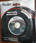 MASTER  MORTAR RAKING DIAMOND  BLADE   115MM