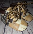 Timberland infant crib shoes booties size 1