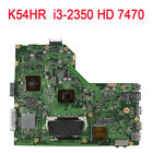 For ASUS X54HR Motherboard X54H X54HY K54HR REV30 Mainboard With i3 Processor