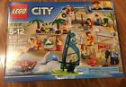 NEW LEGO City Town People PackFun At the Beach 60153 Building Kit 169 Piece
