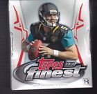 2014 Topps Finest Football Factory Sealed Hobby Box 2 (minis) 2 Autographs a Box