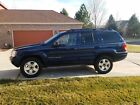 2001 Jeep Grand Cherokee limited for $3800 dollars