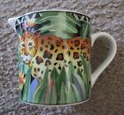Sue Zipkin Skura Magic Jungle Breamer or Gravy Mug See Pic