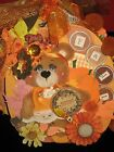 Adorable Tear Bears Autumn Fall Premade Scrapbook Album Scrapbooking Pages