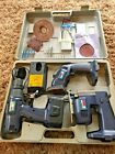 Challenge14.4v Drill with Jigsaw and Sander - Excellent Condition