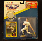 1991 Mark McGwire Starting Lineup New in Box Plus Coin A's
