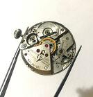 VINTAGE ZODIAC 128TOP MOVEMENT WIND UP 17 JEWELS FOR PARTS ONLY NO DIAL