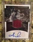 2014-15 National Treasures Kyrie Irving Auto Night Moves Jersey 25 Cavs Celtics