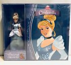NIP Disney CINDERELLA Book and Doll Set NEW Never Opened 5 Hardcover Books