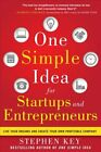 One Simple Idea for Startups and Entrepreneurs Live Your Dreams and Create Your