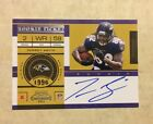2011 Playoff Contenders TORREY SMITH Auto RC SP variation
