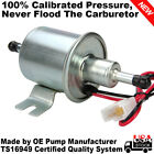 4-7 PSI Universal 12V Electric Fuel Pump Gas Diesel HEP-02A Generator For Toyota